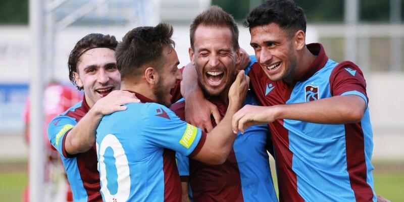 Trabzonspor 2-2 Parma / Maç Özeti