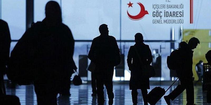 """Göç İdaresi Genel Müdürlüğünden """"deport"""" açıklaması"""