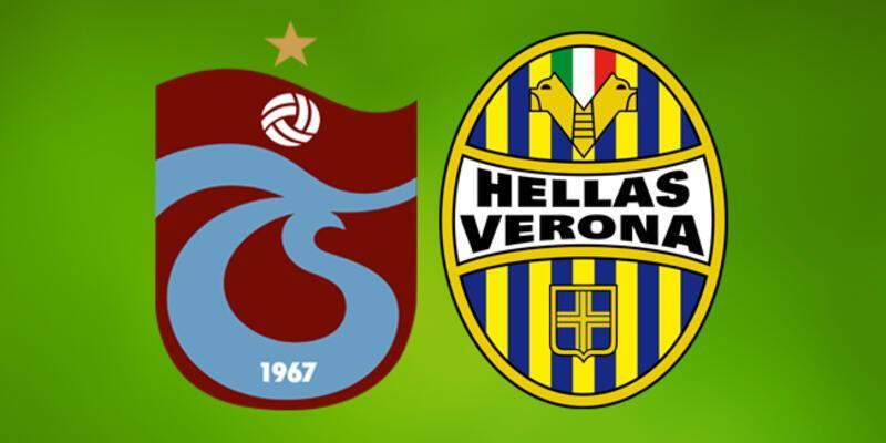 Trabzonspor Verona hazırlık maçı canlı yayın hangi kanalda?