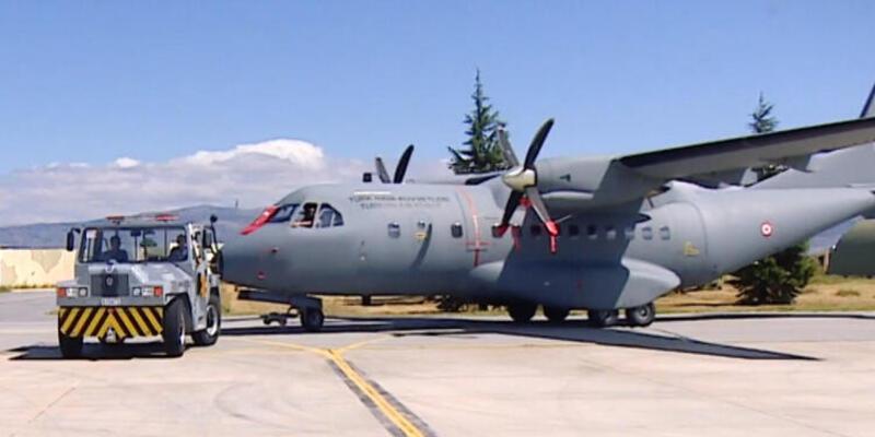 Yerli uçak çeker aracı Rahvan! 60 ton çekiyor