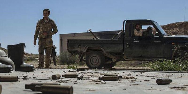 BAE'nin getirdiği Sudanlı savaşçılar Libya'ya ulaştı