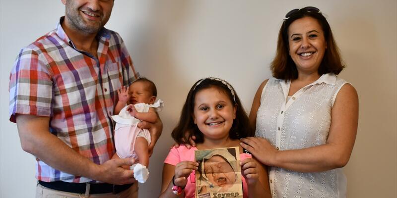 Doğuştan dişli annenin ikinci kızı da dişli dünyaya geldi