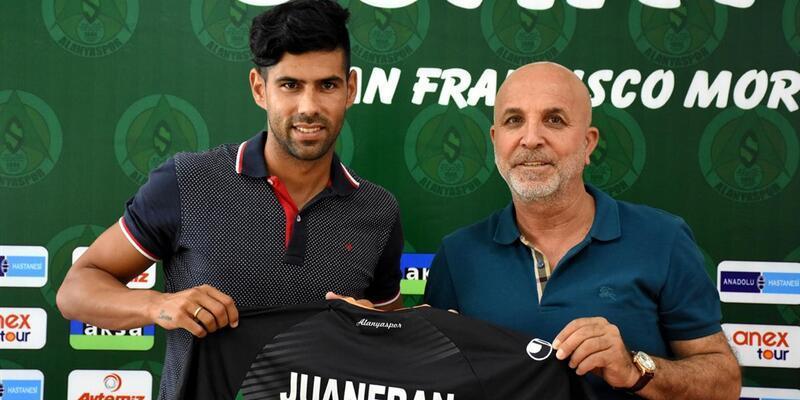 Juanfran Alanyaspor'da