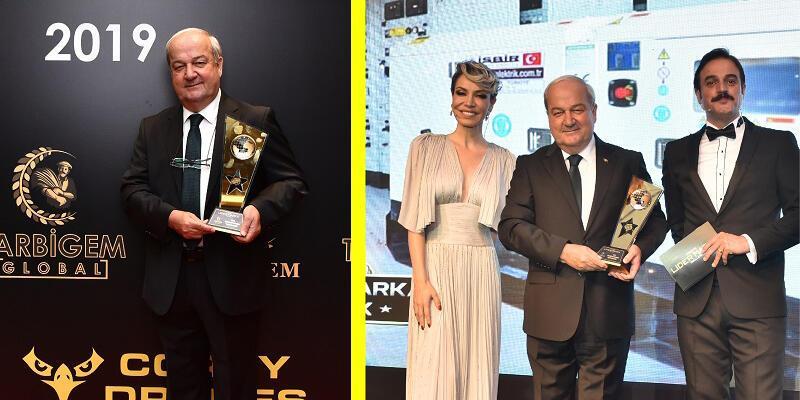 Türkiye Lider Marka Ödülleri muhteşem bir törenle sahiplerini buldu