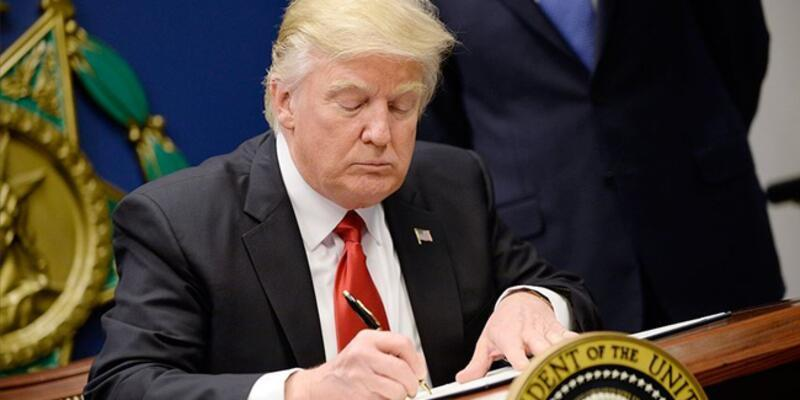 Trump imzayı attı! 2092 yılına kadar uzadı
