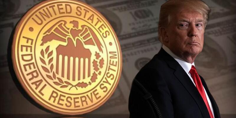 Trump: AB ve Çin faizleri indirirken FED hiçbir şey yapmıyor