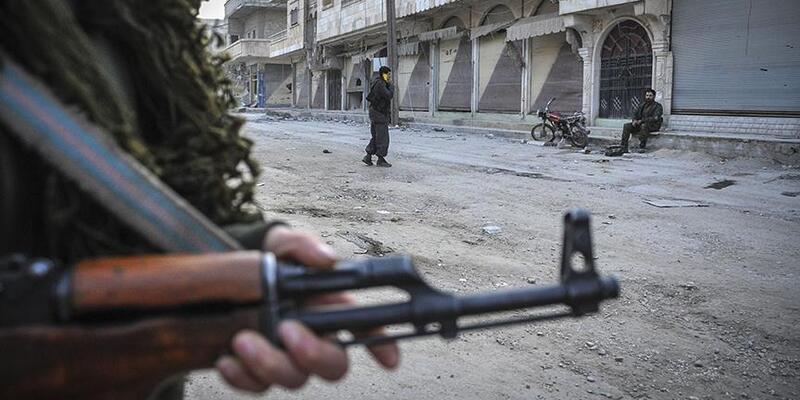 """""""Kandil'den gelen PKK'lılar Suriye'nin kuzeydoğusunda karar verme mercisinde"""""""