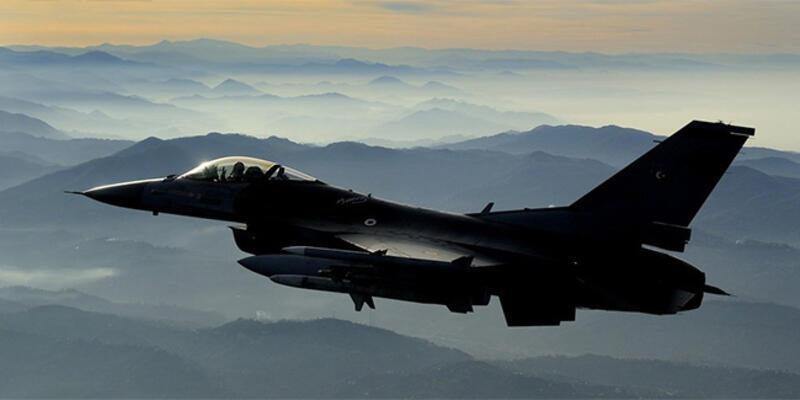 Irak'ın kuzeyine hava harekatı: 3 PKK'lı terörist etkisiz hale getirildi