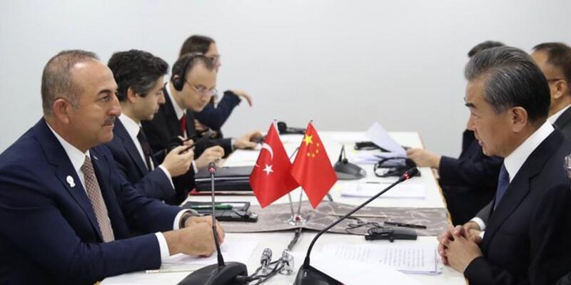 Dışişleri Bakanı'ndan Uygur Türkleri ile ilgili flaş açıklama