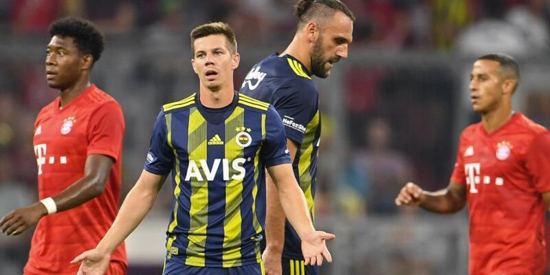Bayern Münih 6-1 Fenerbahçe Maç Özeti