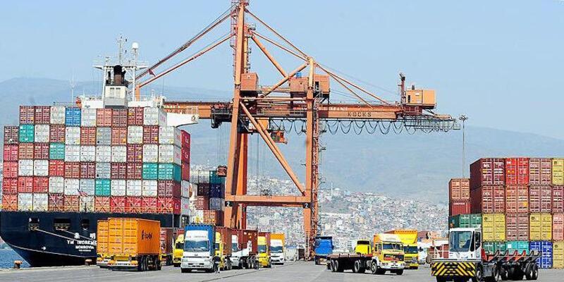 Dış ticaret açığı Haziran'da yüzde 42,5 geriledi