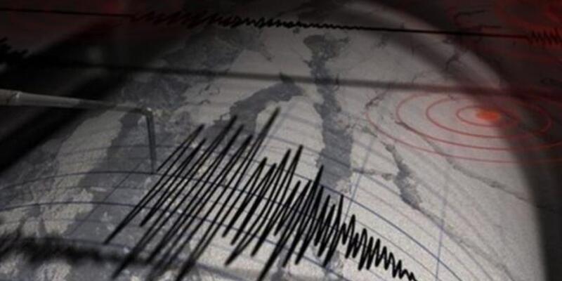 Son dakika: Erzurum'da 3,9 büyüklüğünde deprem
