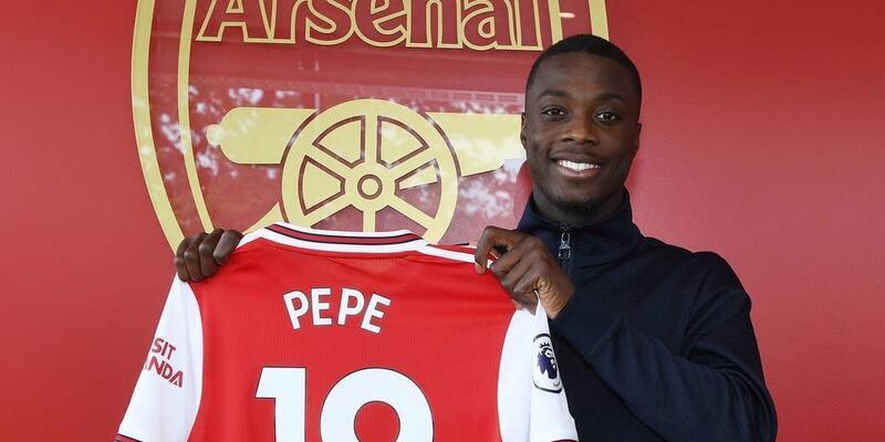 Nicolas Pepe transferi tarihe geçti