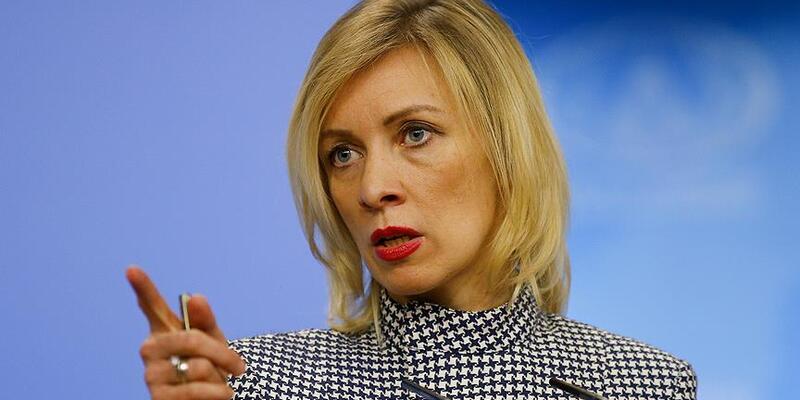 Rusya Dışişleri Bakanlığı Sözcüsü: ABD kendini çıkmaza sokuyor