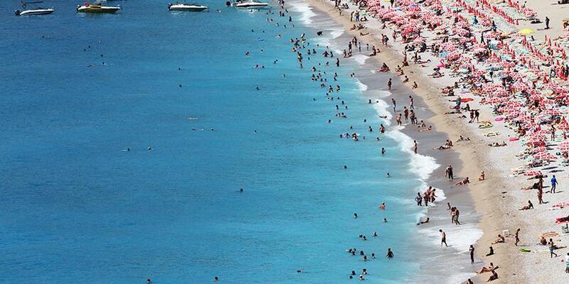 Antalya'nın ziyaretçi sayısı 8 milyonu aştı