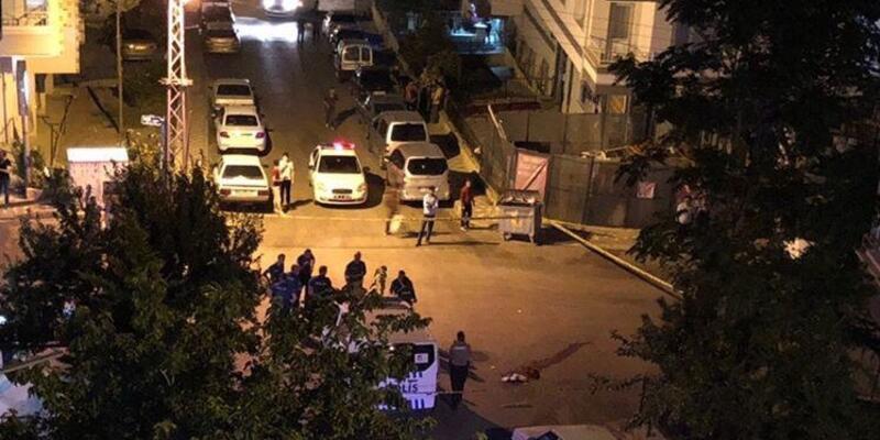 Ankara'da sokak ortasında korkunç cinayet