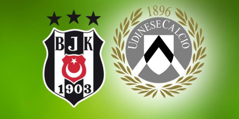 Beşiktaş Udinese hazırlık maçı canlı yayın saat kaçta, hangi kanalda?