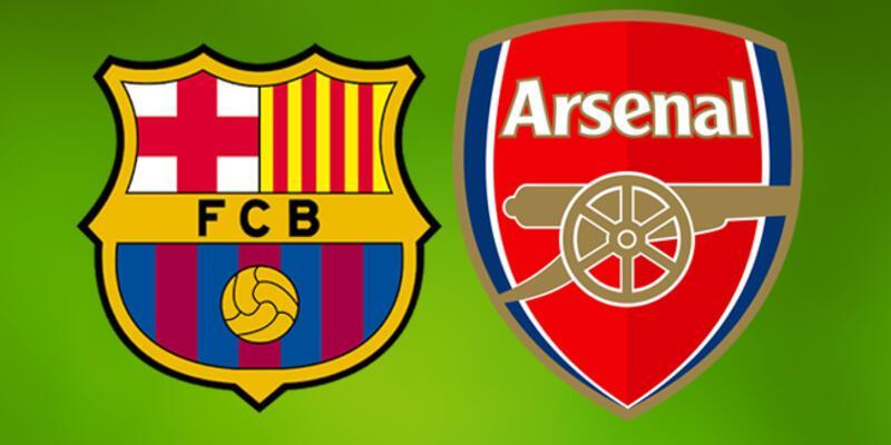 Barcelona Arsenal kupa maçı ne zaman, saat kaçta, hangi kanalda?