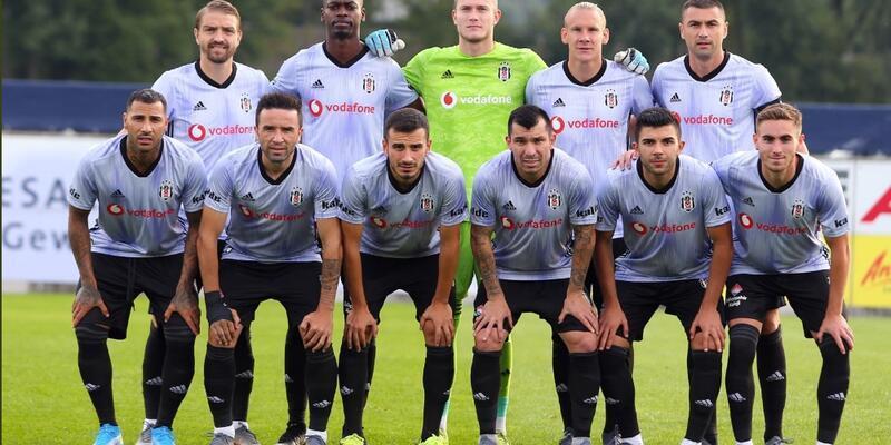 Beşiktaş'ta 7 futbolcu sakat