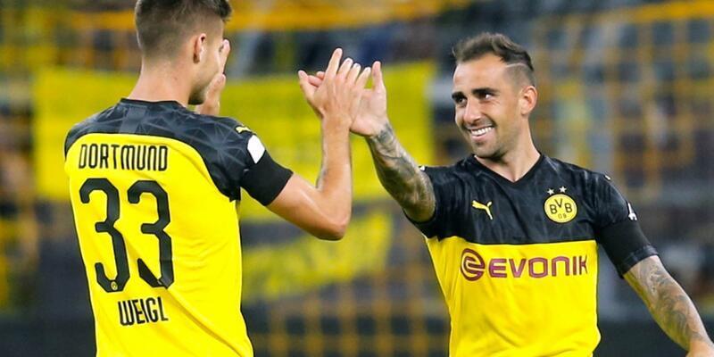 Almanya Süper Kupası Dortmund'un oldu