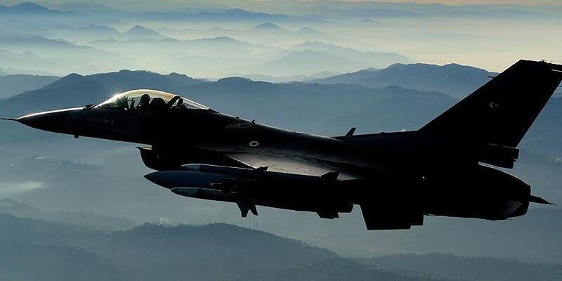 Irak'ın kuzeyine hava harekâtı! 3 PKK'lı etkisiz hale getirildi