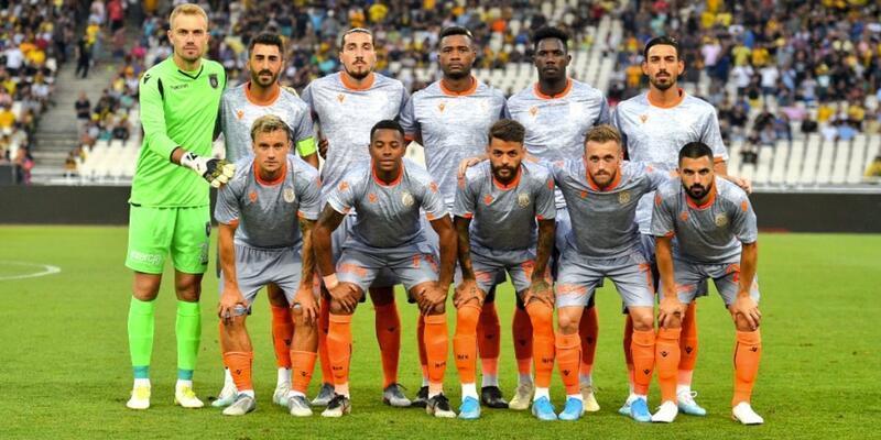 Başakşehir'in play-off turundaki olası rakipleri belli oldu