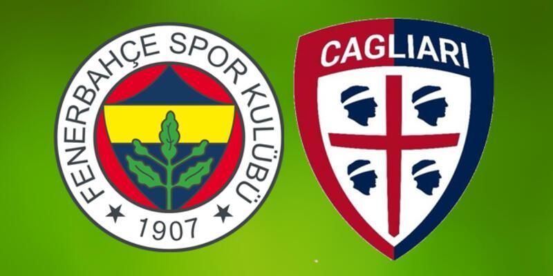 Fenerbahçe Cagliari hazırlık maçı ne zaman, saat kaçta, hangi kanalda?