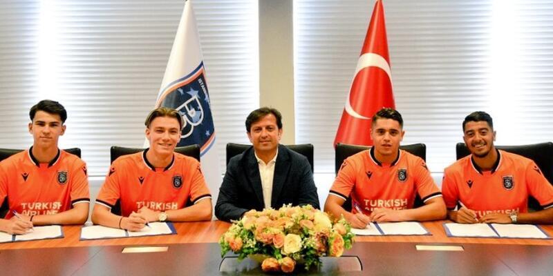 Başakşehir'den 4 transfer