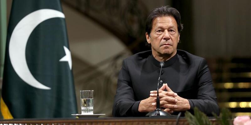 İmran Khan'dan 'Cammu Keşmir' açıklaması