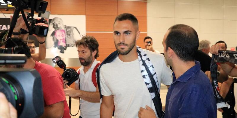 Victor Ruiz İstanbul'a geldi
