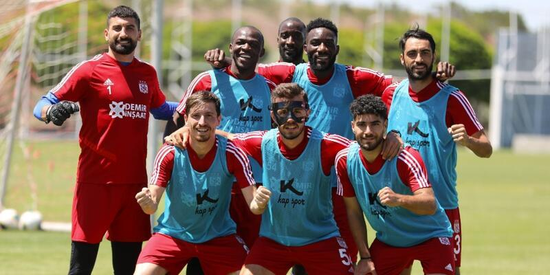 Sivasspor'da forma numaraları belirlendi