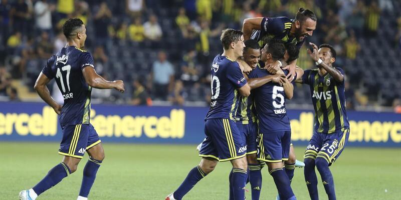 Fenerbahçe 2-2 Cagliari / Maç Özeti