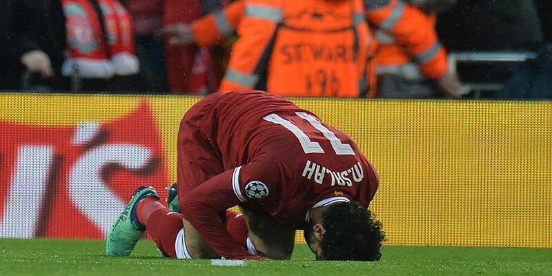 Salah'a yönelik ırkçı paylaşıma soruşturma