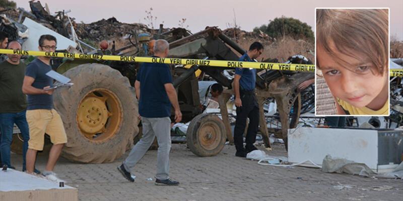 Aydın'da korkunç olay: Kazara kardeşini ezdi