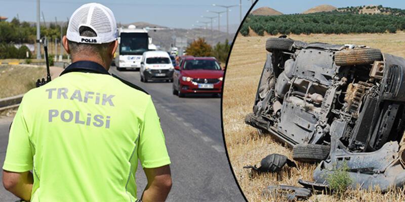 Bayram tatilinin ilk gününde kaza bilançosu: 9 ölü, 112 yaralı
