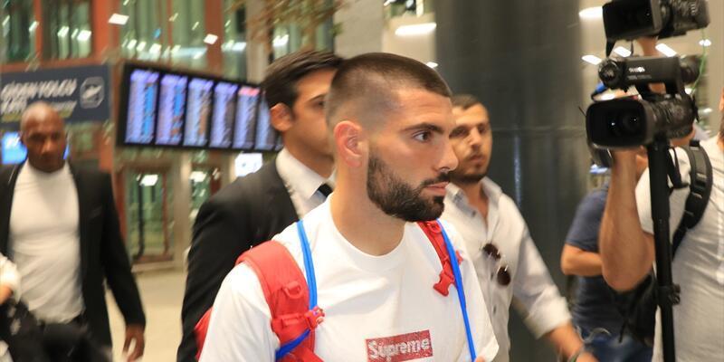 Pedro Rebocho İstanbul'a geldi