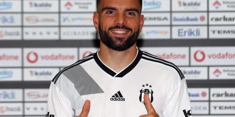 Beşiktaş 4. transferini açıkladı