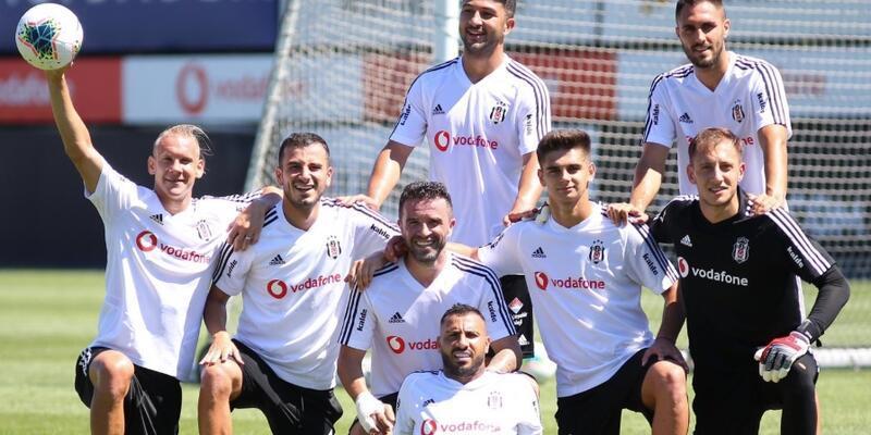 Beşiktaş'ta 5 futbolcu takıma döndü