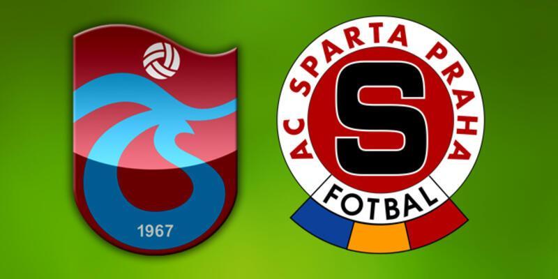 Trabzonspor Sparta Prag UEFA maçı ne zaman, saat kaçta, hangi kanalda?
