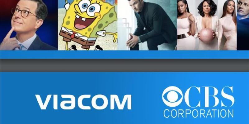 CBS ve Viacom birleşiyor