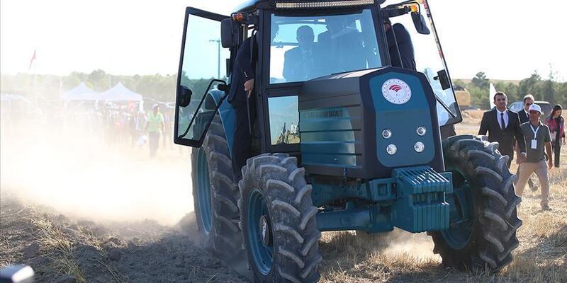 Elektrikli traktör yıllık 133 bin lira yakıt tasarrufu sağlayacak