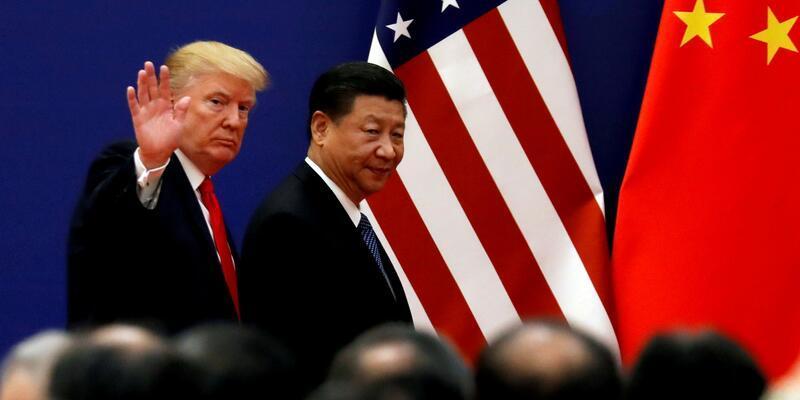 Trump'tan Xi'ye 'Hong Kong' çağrısı