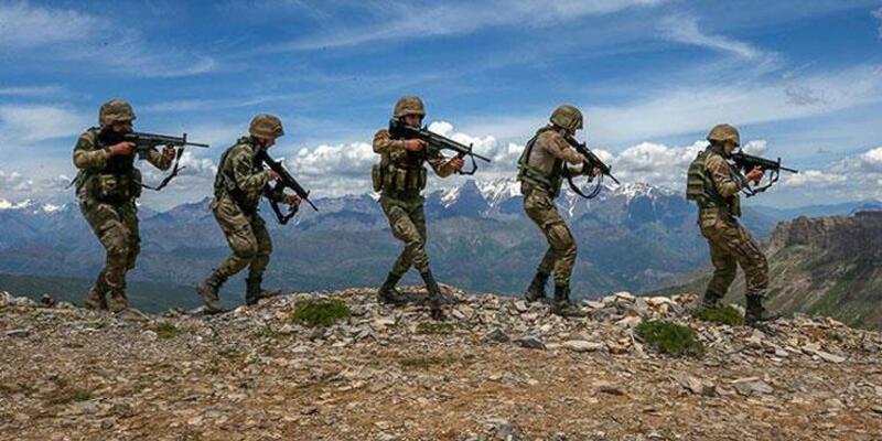 Erzincan'daki çatışmanın detayları ortaya çıktı! 70 metrelik halatla tırmanılıyor…