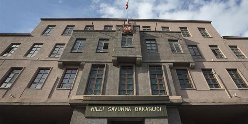 """MSB'den """"Güvenli Bölge"""" açıklaması"""