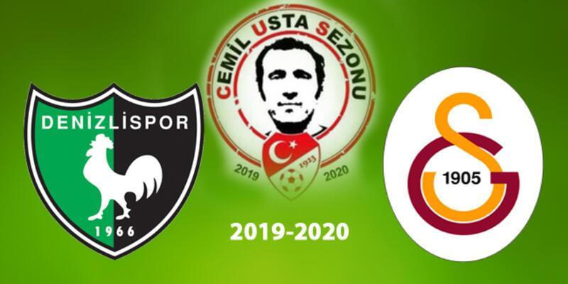 Süper Lig başlıyor! Denizlispor Galatasaray maçı ne zaman, saat kaçta?