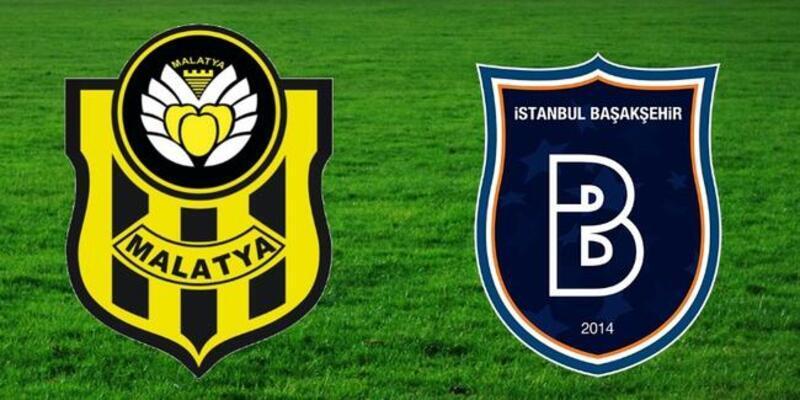 Yeni Malatyaspor Başkaşehir maçı saat kaçta hangi kanalda?