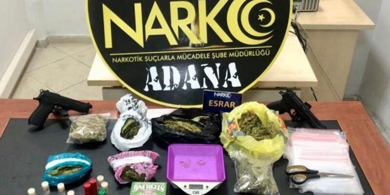 Uyuşturucu ile yakalanan torbacıdan komik savunma!