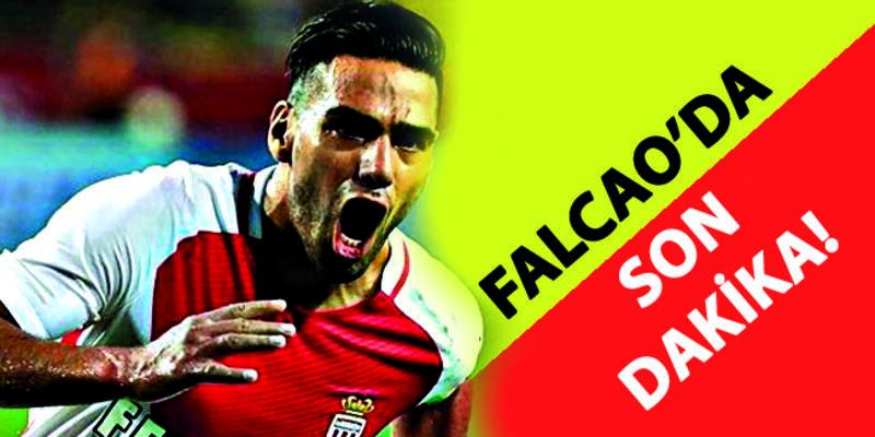 Son dakika Galatasaray transfer haberleri… Falcao transferi gerçekleşecek mi?