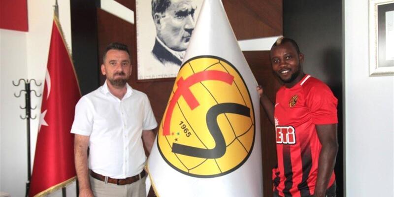 İbrahim Sissoko Eskişehir'e geri döndü