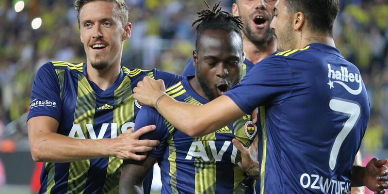 Fenerbahçe 5-0 Gazişehir Gaziantep MAÇ ÖZETİ